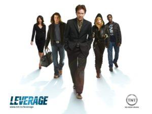 Leverage-Fernsehserie: Die Crew