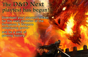 D&D Next Werbebild